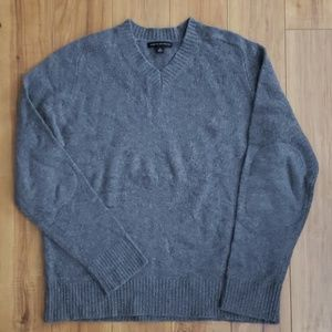 Banana Republic Lambswool V-Neck Sweater